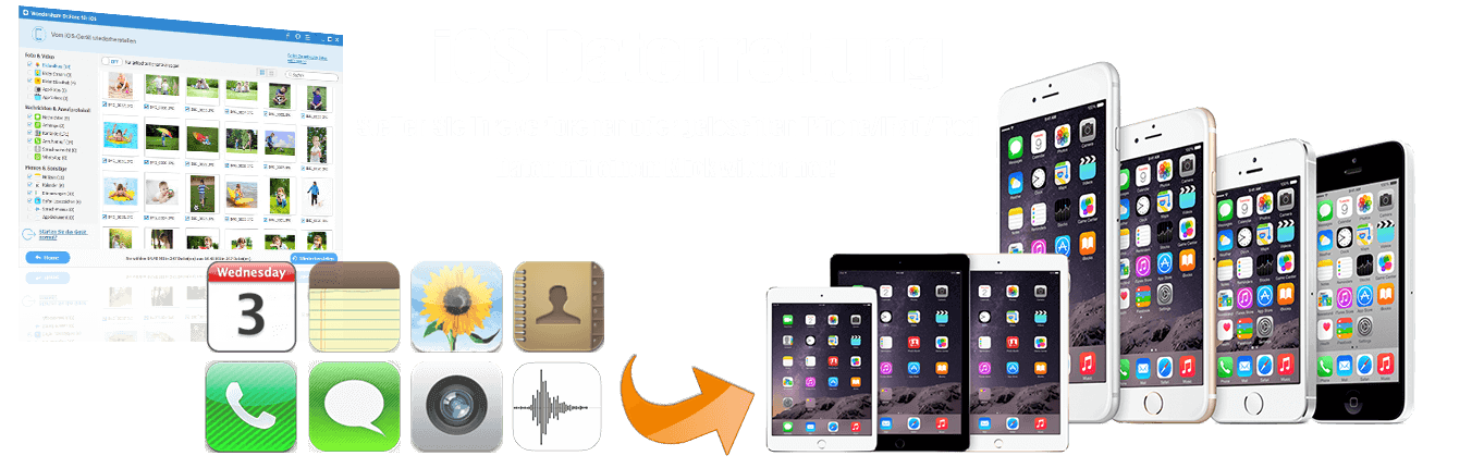 iPhone Datenwiederherstellen Banner