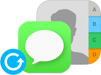 iPhone Kontakte und SMS managen